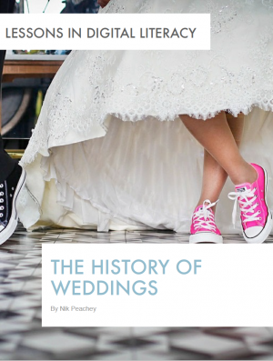 The History of Weddings