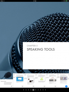 Speaking Tools Chapter