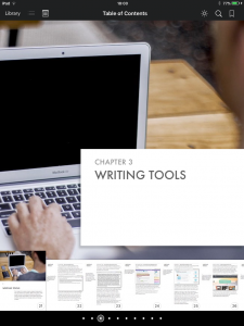 Writing Tools Chapter
