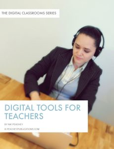 Digital Tools for Teachers - Cover