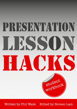Presentation lesson hacks student workbook