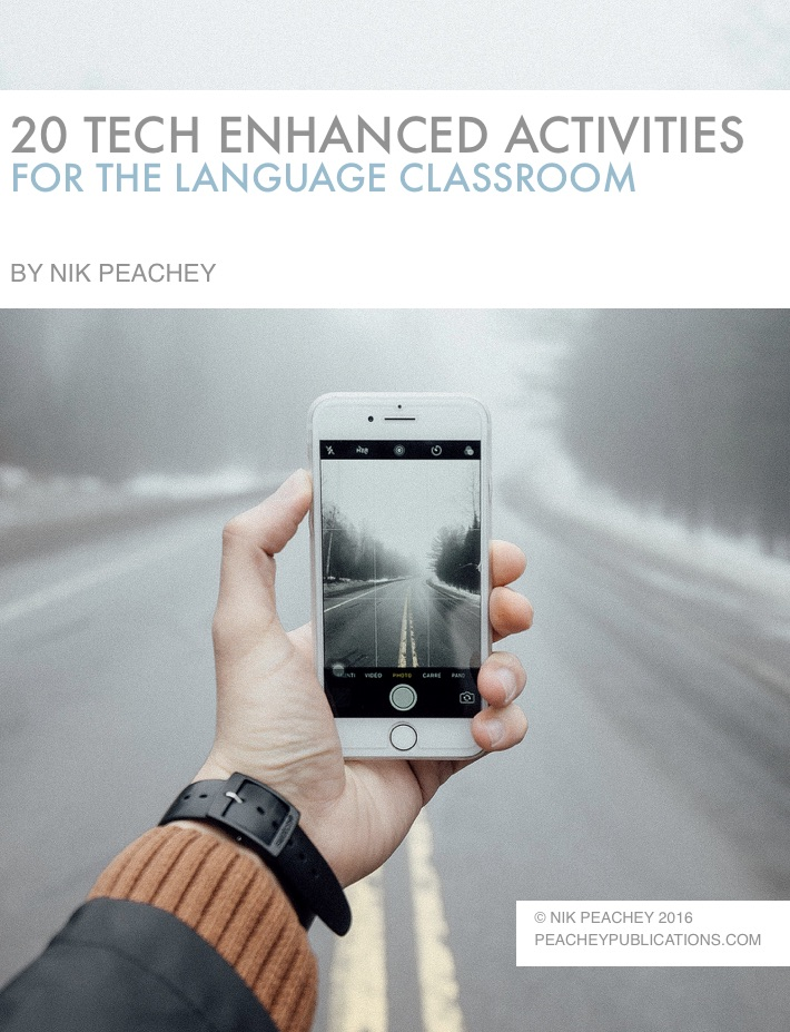 Book Cover - 20 Edtech Enhanced Activities