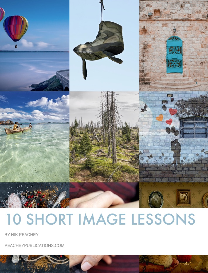 Book Cover - 10 Short Image Lessons