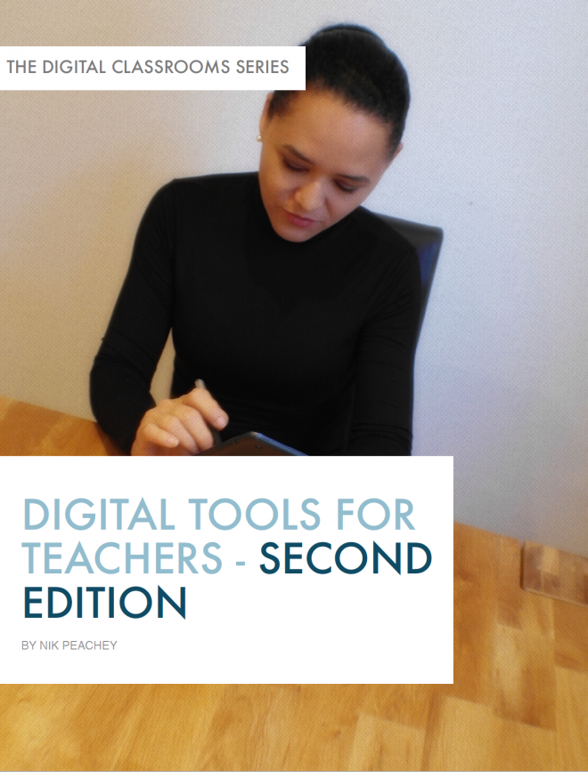 Book cover - Digital Tools for Teachers - Second Edition