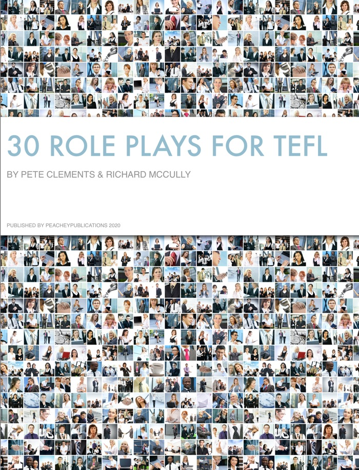 Book Cover - 30 TEFL Role Plays
