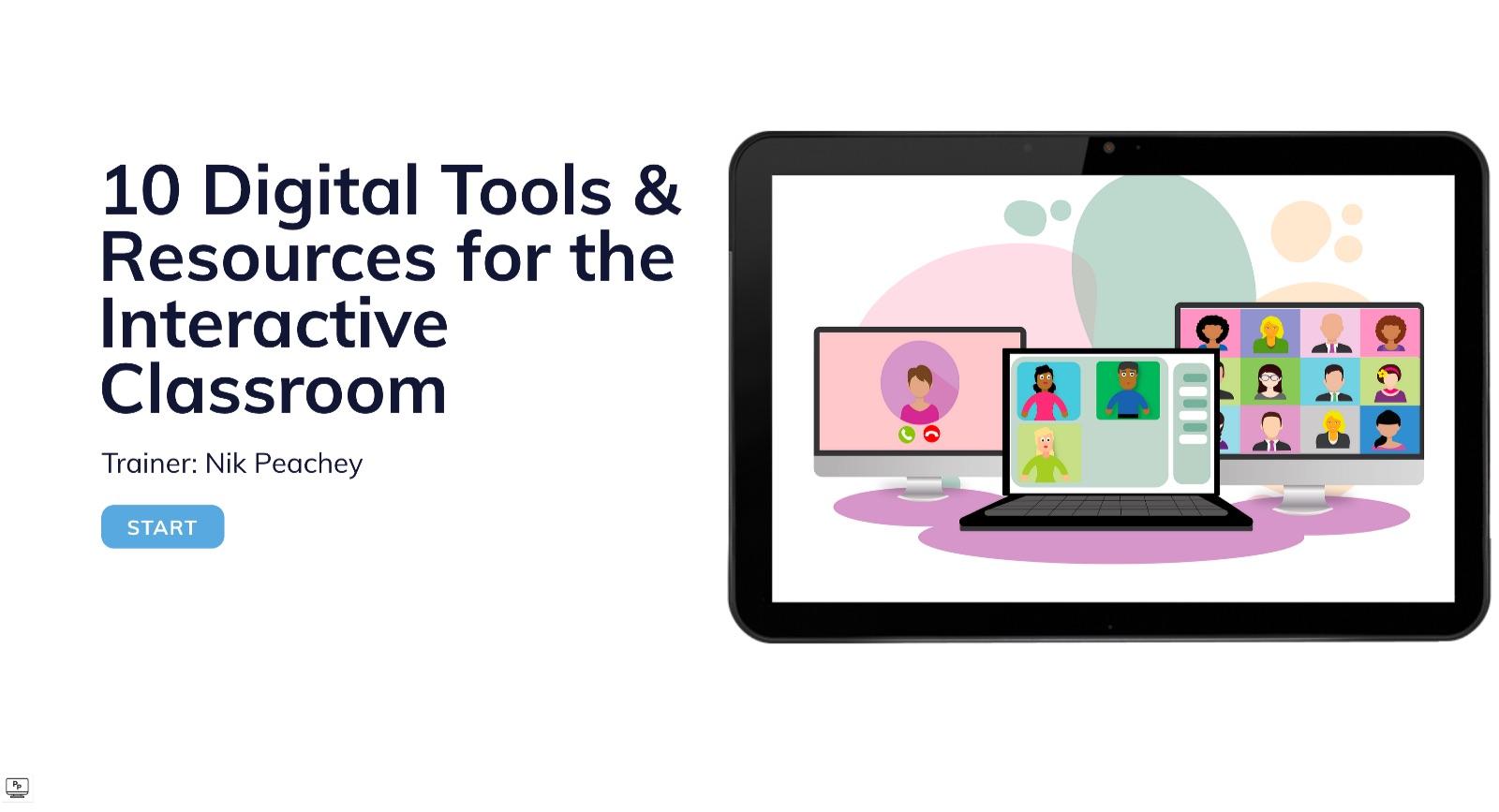 10 Digital Tools Webinar