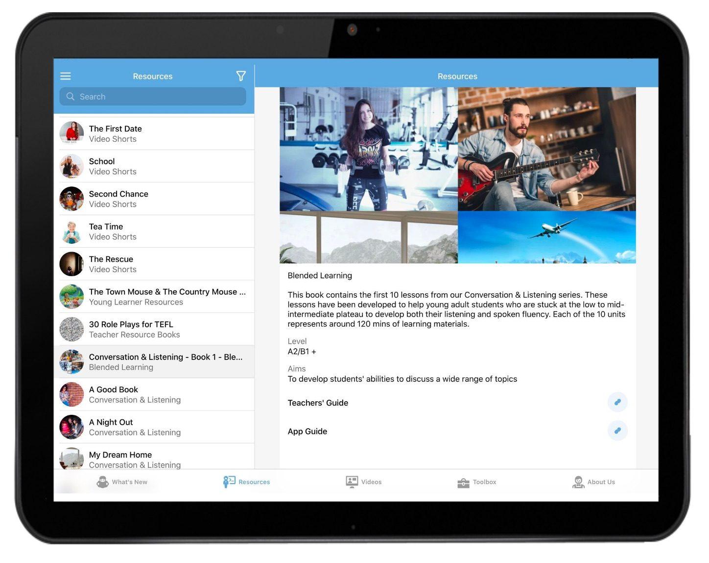 The Teachers' Classroom App